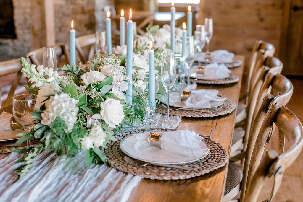 Event Studio Wedding Tablescape