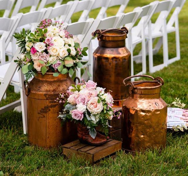 Event Studio Floral Arrangements
